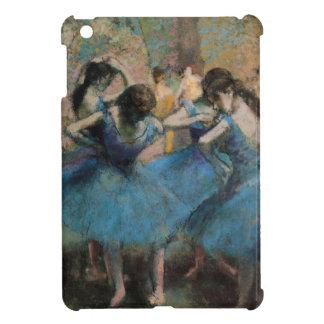 Étui iPad Mini Danseurs d'Edgar Degas | dans le bleu, 1890