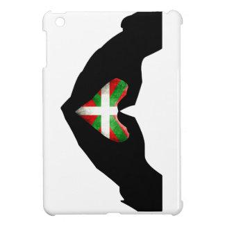 Étui iPad Mini Drapeau Basque et main