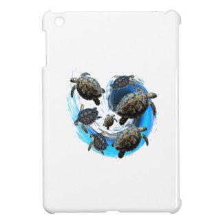 Étui iPad Mini Écoulement d'océan