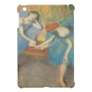 Étui iPad Mini Edgar Degas | deux danseurs au repos, danseurs