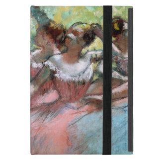 Étui iPad Mini Edgar Degas | quatre ballerines sur l'étape