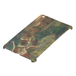 Étui iPad Mini Edgar Degas | quatre saisons dans l'une tête,