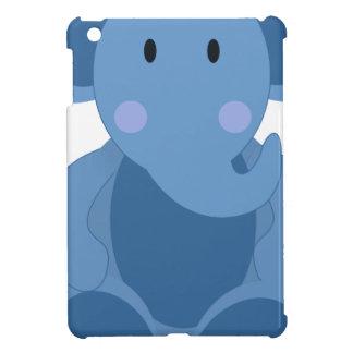 Étui iPad Mini Éléphant de bébé bleu