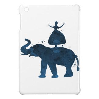 Étui iPad Mini Éléphant et ballerine