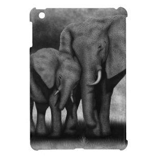 Étui iPad Mini Éléphants
