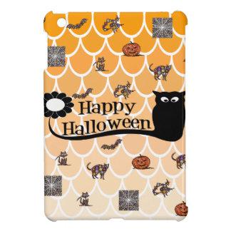 Étui iPad Mini Emoji heureux de Halloween