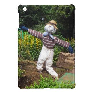 Étui iPad Mini Épouvantail drôle