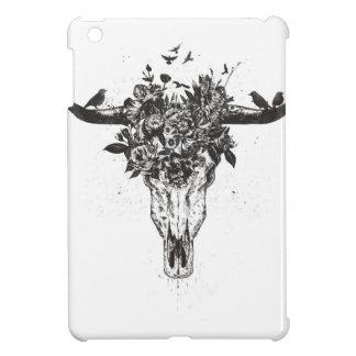 Étui iPad Mini Été mort (noir et blanc)