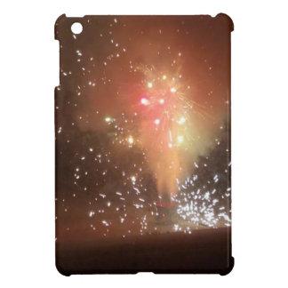 Étui iPad Mini feux d'artifice