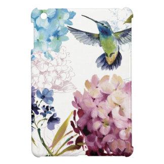 Étui iPad Mini Fleurs de ressort