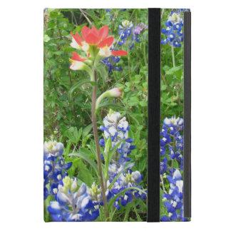 Étui iPad Mini Fleurs sauvages du Texas