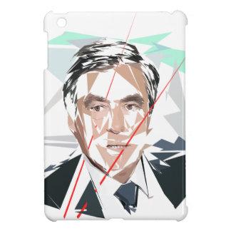 Étui iPad Mini Francois Fillon avant pénéloppe gate