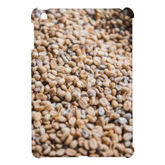 Étui iPad Mini Grains de café