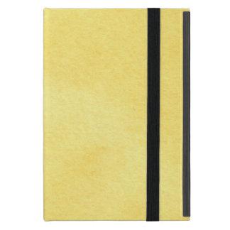 Étui iPad Mini grand arrière - plan d'aquarelle - peintures 2