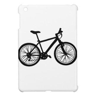 Étui iPad Mini Griffonnage tiré par la main simple de bicyclette