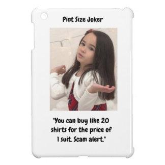 Étui iPad Mini Joker de taille de pinte : Prix de chemise et de