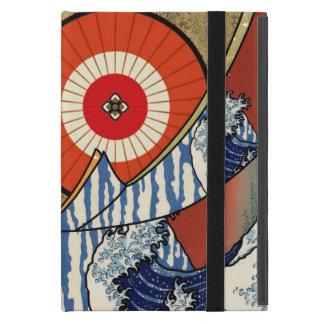Étui iPad Mini Kimono japonais