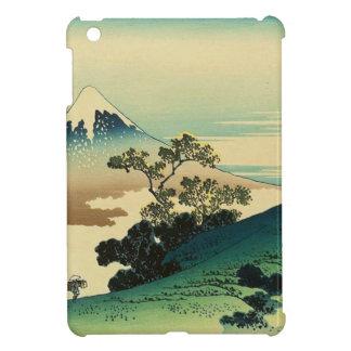 Étui iPad Mini Koshu Inume Toge - art de Katsushika Hokusai