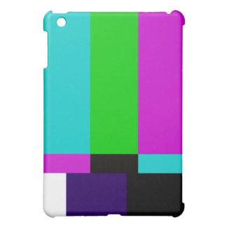 Étui iPad Mini La TV barre l'essai de couleur
