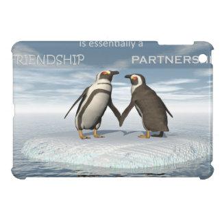 Étui iPad Mini L'amitié est essentailly une association