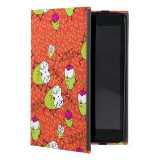 Étui iPad Mini L'amusement a illustré le motif de Pulga dans le