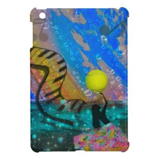 Étui iPad Mini Le tennis est ma grande passion