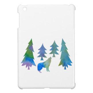 Étui iPad Mini Loup