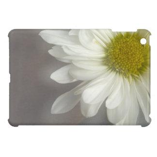 Étui iPad Mini Marguerite blanche molle