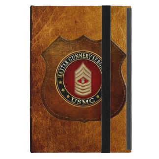 Étui iPad Mini Marines des USA : Sergent d'artillerie principal