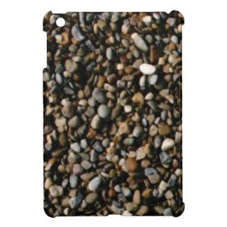 Étui iPad Mini mélange des pierres