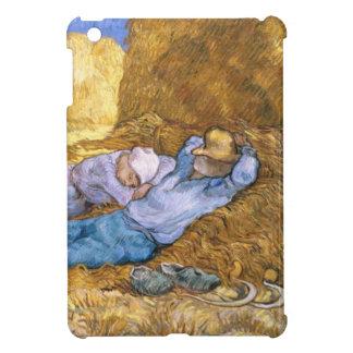 Étui iPad Mini Midi de Vincent van Gogh |, la sièste, après