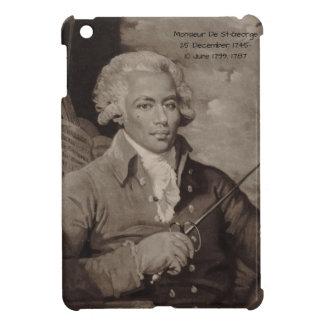 Étui iPad Mini Monsieur De St George
