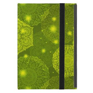Étui iPad Mini Motif de luxe floral de mandala