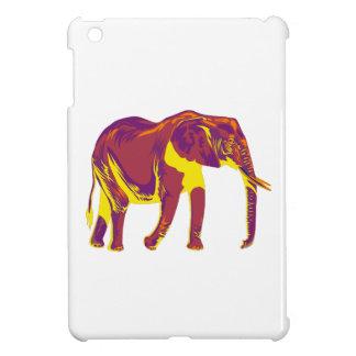 Étui iPad Mini Mouvements d'éléphant