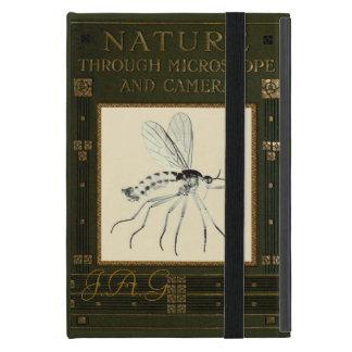 Étui iPad Mini Nature microscopique