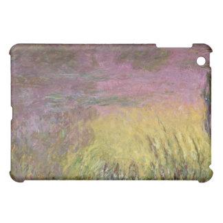Étui iPad Mini Nénuphars de Claude Monet   au coucher du soleil