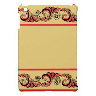 Étui iPad Mini Ornement folklorique floral