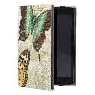 Étui iPad Mini Papillons jumeaux