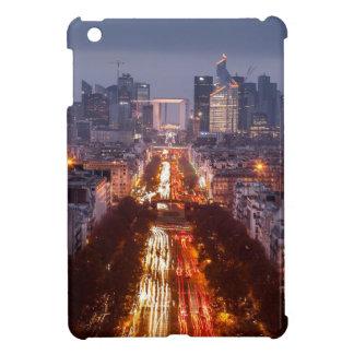 Étui iPad Mini Paris, La défense