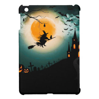 Étui iPad Mini Paysage de Halloween