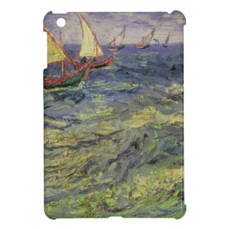 Étui iPad Mini Paysage marin de Vincent van Gogh | chez
