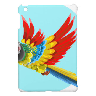 Étui iPad Mini perroquet