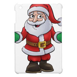 Étui iPad Mini Personnage de dessin animé de Noël du père noël
