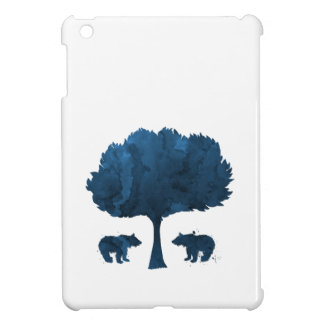 Étui iPad Mini Petits animaux d'ours