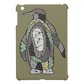 Étui iPad Mini Pingouin