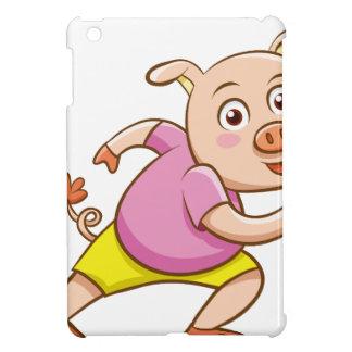 Étui iPad Mini porc