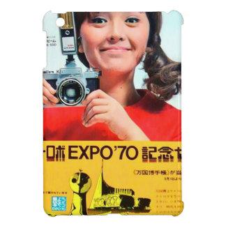 Étui iPad Mini Publicité d'affiche d'appareil-photo de Kodak de