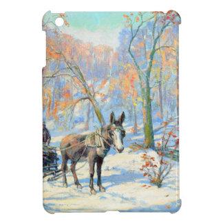 Étui iPad Mini Récolte d'automne de l'impressionisme |
