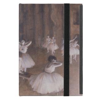 Étui iPad Mini Répétition de ballet d'Edgar Degas | sur l'étape,