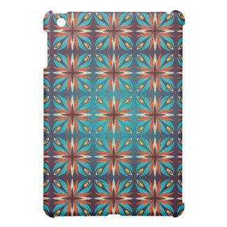 Étui iPad Mini Rétro motif sans couture géométrique abstrait